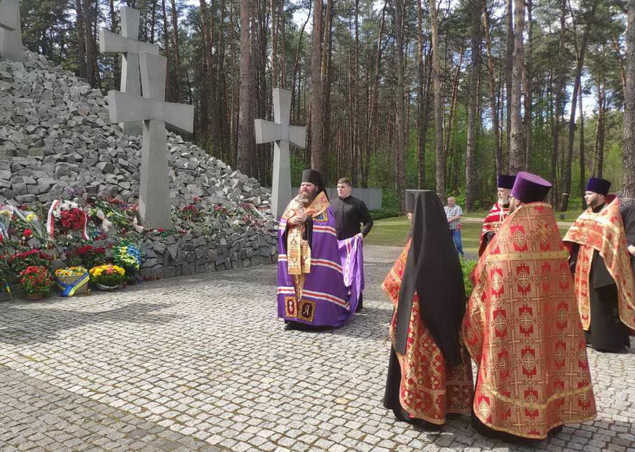 В УПЦ вшанували пам'ять жертв комуністичних репресій в СРСР
