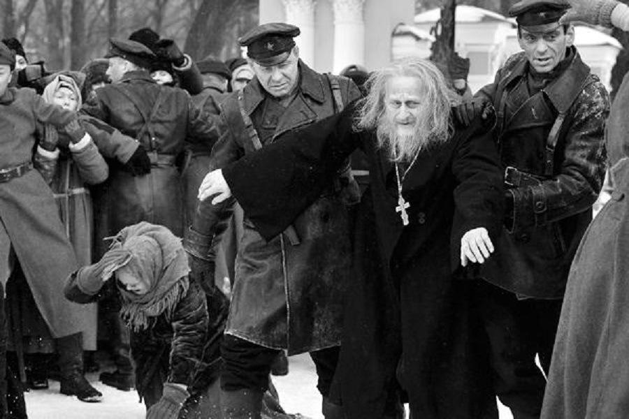 Богоборческие гонения 1918–1928 гг. в красной армии