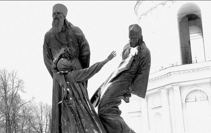 Пострадавший за веру священник Никифор Кулик с Бориспольщины