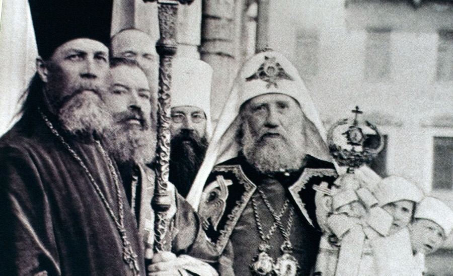 Православная церковь в период Первосвятительства Патриарха Тихона и большевистские гонения: 1917–1925 гг.