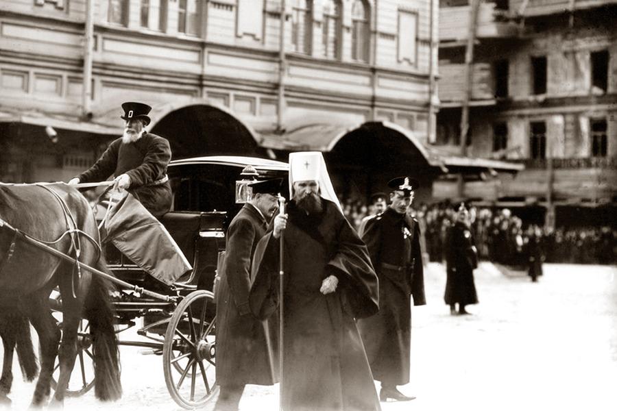 Служение священномученика Владимира (Богоявленского), Митрополита Киевского и Галицкого