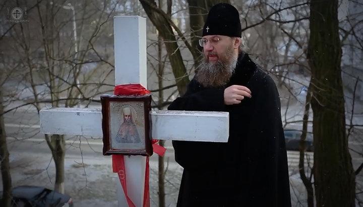 Иерарх УПЦ: Митрополит Владимир показал, что сила Церкви – не в протестах