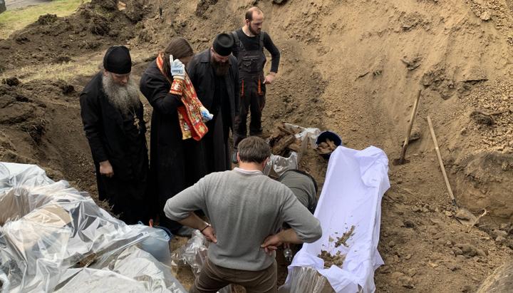 В Александрийской епархии нашли захоронение мученически убитого священника