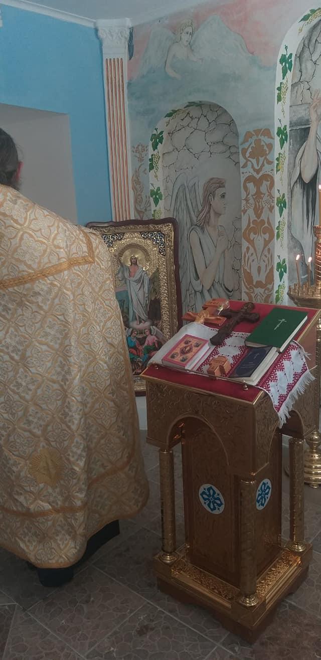 У Кропивницькому СІЗО, де терпіли гоніння на віру і Церкву новомученики, освячено молитовну кімнату