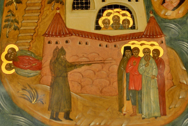 Митр Онуфрий: Подвиг Новомучеников — это свидетельство несокрушимой веры