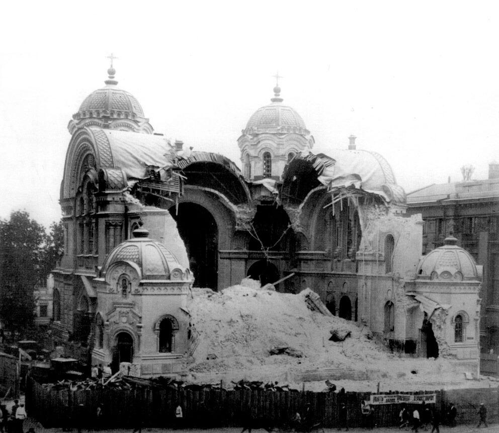 Просвещенный ХХ век и торжество мучеников