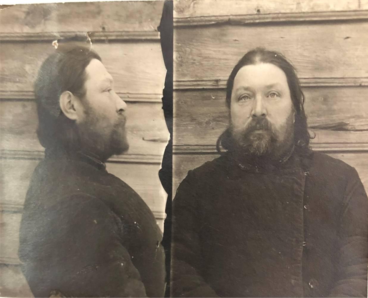 Виталий Черногор, сосланный священник