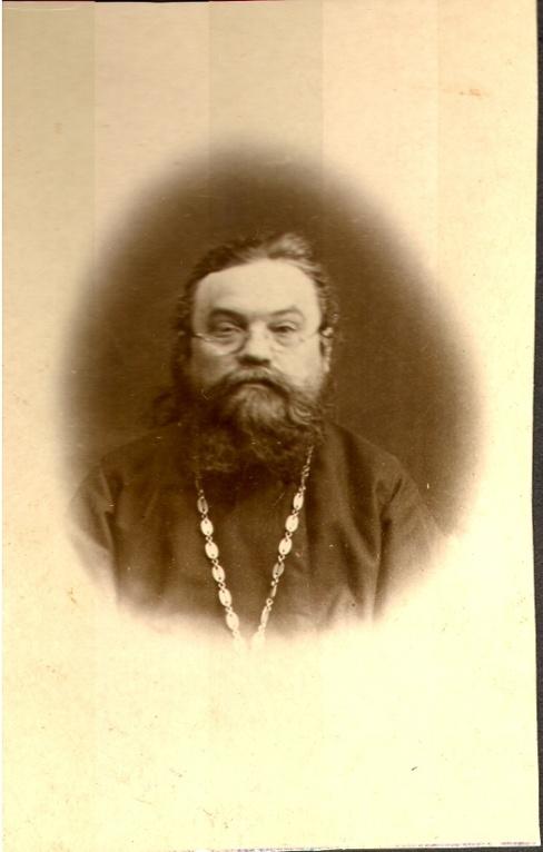 Даценко Георгий, убиенный протоиерей