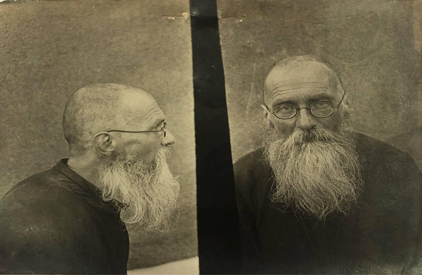 Георгий Голубев, репрессированный священник