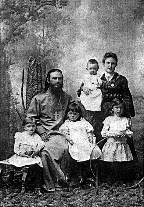 Михаил Пухальский, убитый священник